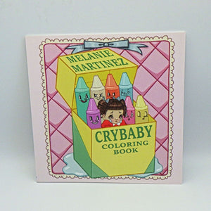 Coloring Book - Crybaby