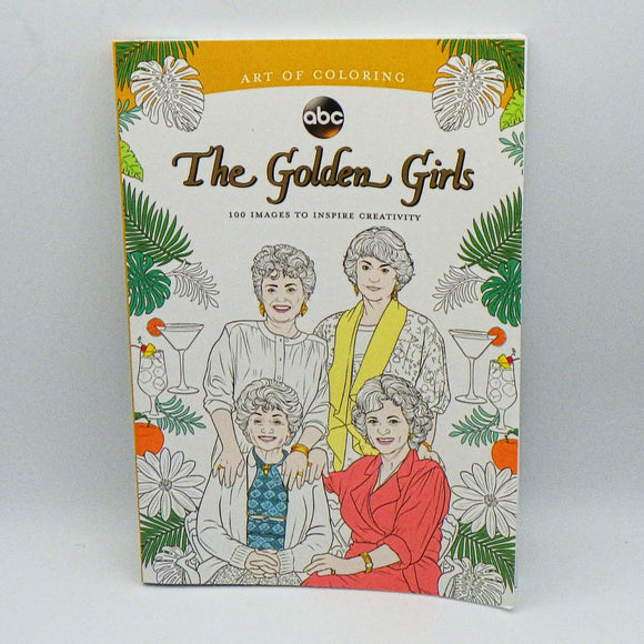 Coloring Book - The Golden Girls