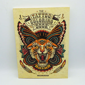 Coloring Book - Tattoo