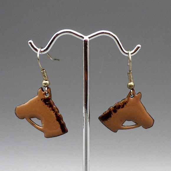 Earrings - by Copper Maiden Austin