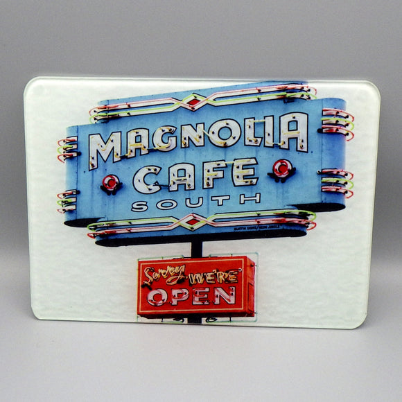 Tempered Glass Cutting Board - Magnolia Cafe