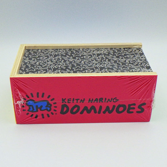 Kids' Game - Keith Haring Dominoes
