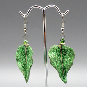 Earrings - by Adrienne Balkany
