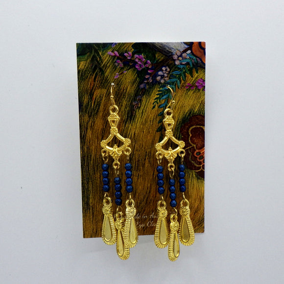 Earrings - Handmade by Eya Claire