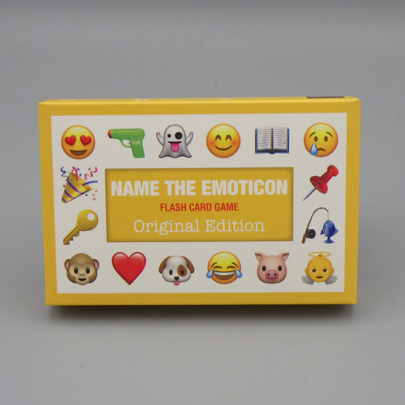 Kids' Game - Name the Emoticon