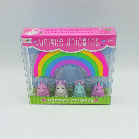 Erasers - Unique Unicorns