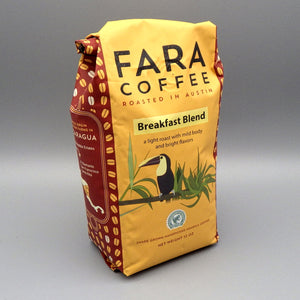 Coffee - Breakfast Blend by Fara