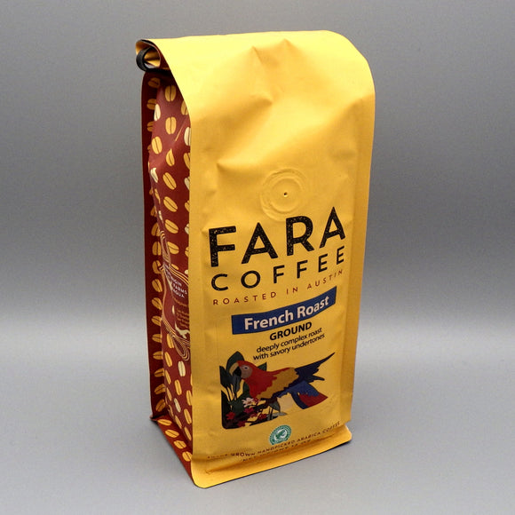 Coffee - French Roast by Fara