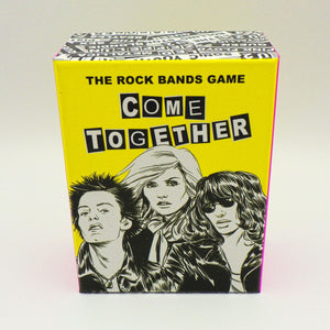Card Game - Come Together