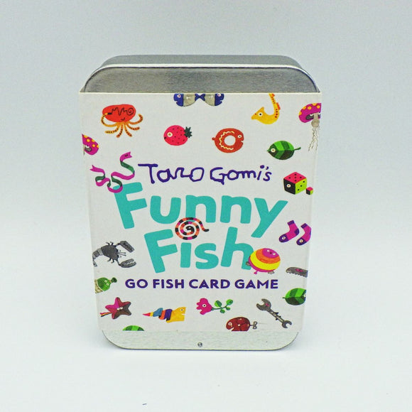 Card Game - Taro Gomi's Funny Fish