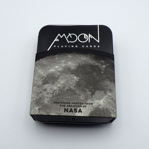 Playing Cards - NASA Moon Cards