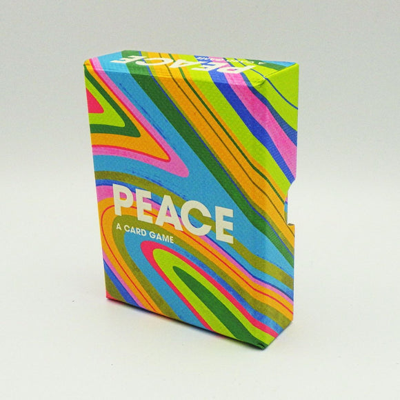 Card Game - Peace