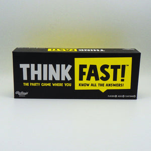Party Game - Think Fast!