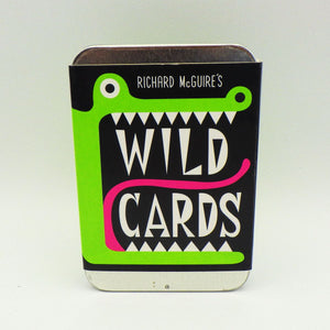 Card Game - Richard McGuire's Wild Cards