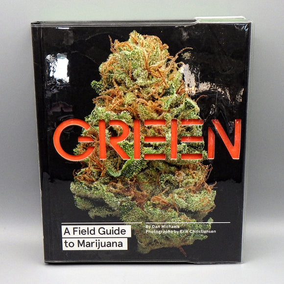 Book - Green: A Field Guide to Marijuana