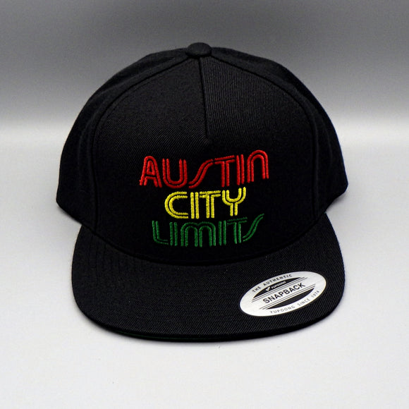 Hat - Austin City Limits - Black