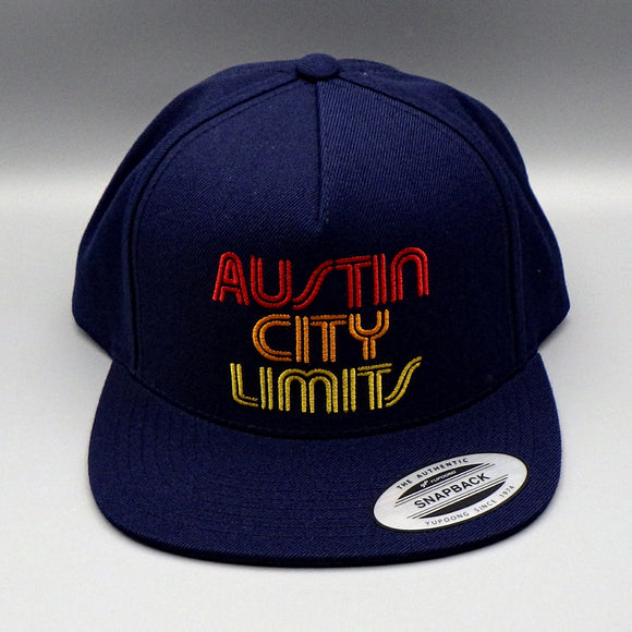 Hat - Austin City Limits - Navy Blue