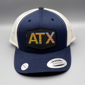 "Trucker Hat - ""ATX"" by Exit 82"