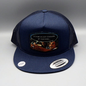 "Trucker Hat - ""It'd Be a Lot Cooler"" by Exit 82"