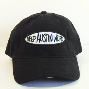 Hat - Keep Austin Weird