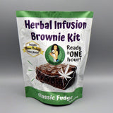 Herbal Infusion Brownie Kit