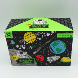 Kids' Jigsaw Puzzle - Outer Space (100 Pcs)