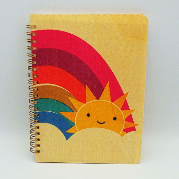 Journal - Rainbow Sun