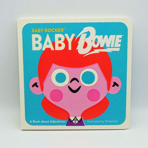 Children's Book - Baby Bowie