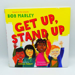 Children's Book - Get Up, Stand Up