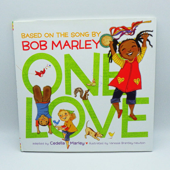 Children's Book - One Love