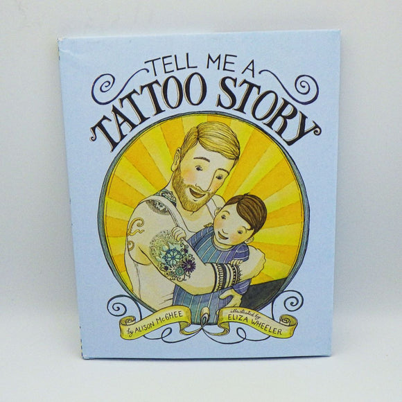 Children's Book - Tell Me a Tattoo Story