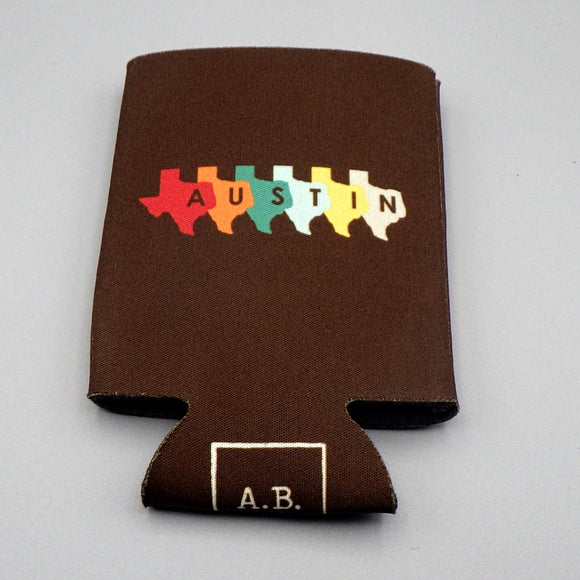 Collapsible Koozie - 6 Color ATX