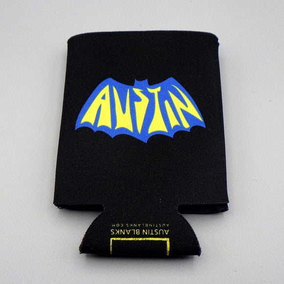 Collapsible Koozie - Austin Bat