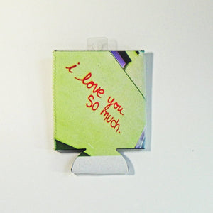 Koozie - Collapsible I Love You So Much