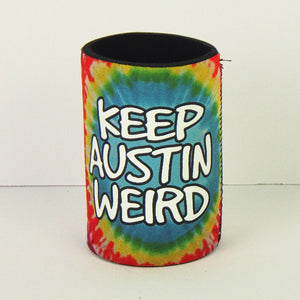 Koozie - Keep Austin Weird