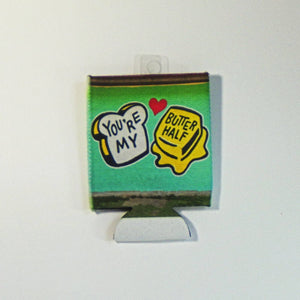 Koozie - Collapsible You're My Butter Half