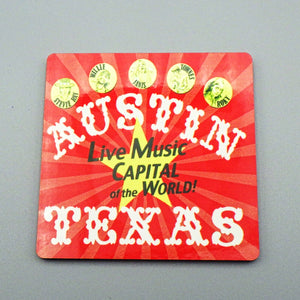 Magnet - Austin Live Music Capitol of the World