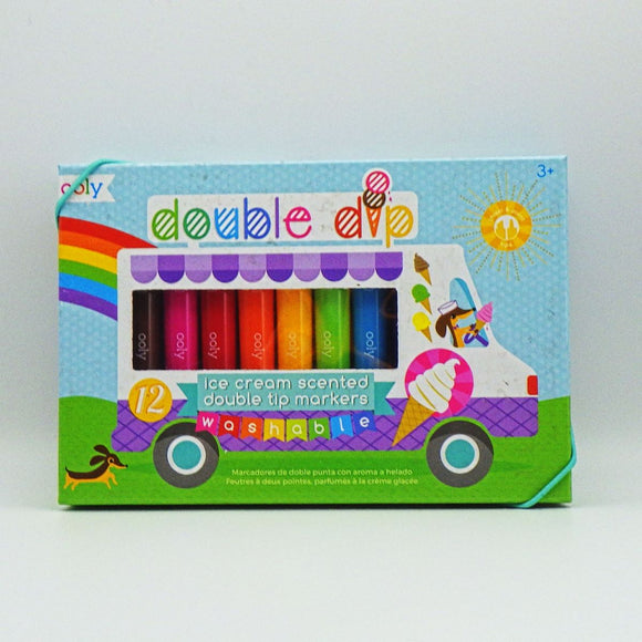 Scented Markers - Double Dip