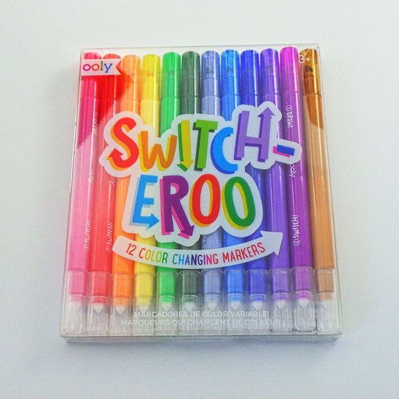 Color Changing Markers: Switch-Eroo