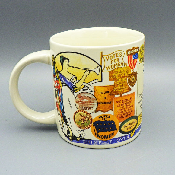 Ceramic Coffee Mug - 19th Amendment