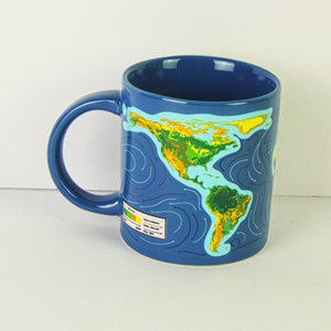 Ceramic Coffee Mug - Climate Change Disaster Mug