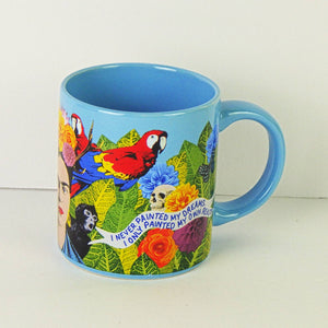 Ceramic Coffee Mug - Frida Kahlo