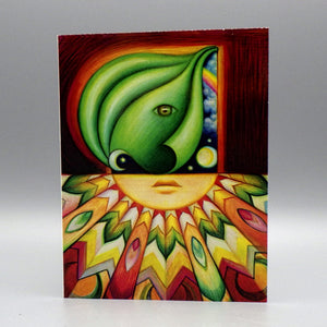 Notecard - Surreal Sun by Eya Claire