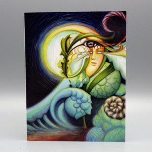 Notecard - Magical Moon by Eya Claire
