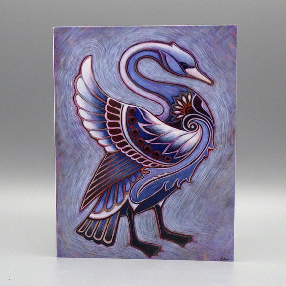 Notecard - Fantastic Bird by Eya Claire