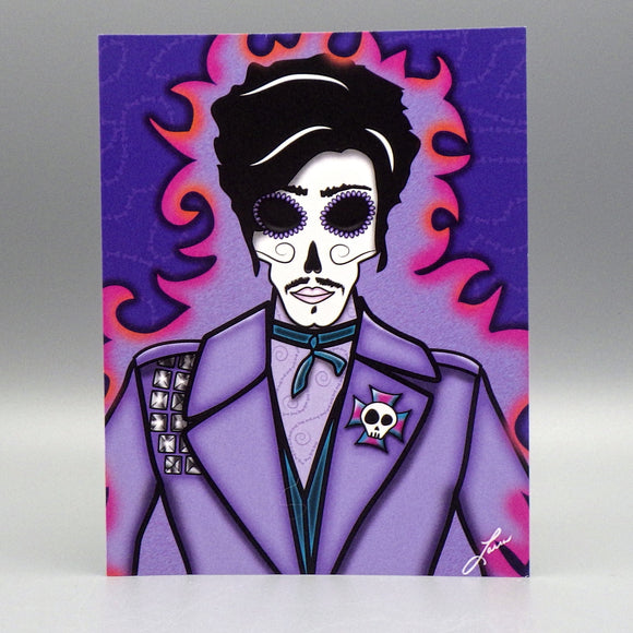 Notecard - Prince by Frenzy Art