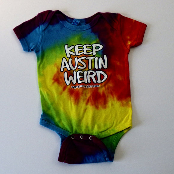 Onesie - Keep Austin Weird