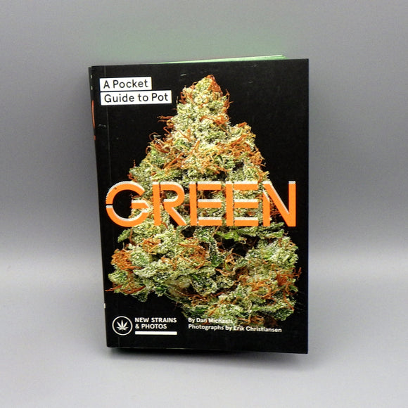 Book - Green: A Pocket Guide to Pot