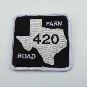 Patch - 420 Farm Road Texas