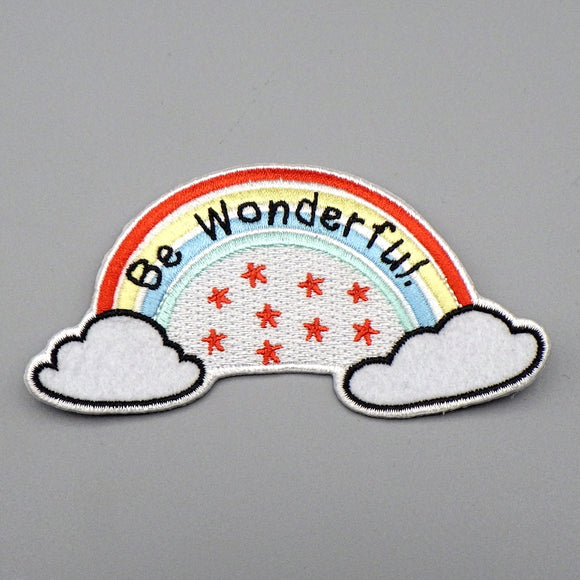 Patch - Be Wonderful